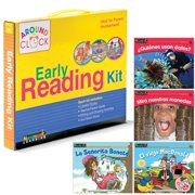 Newmark Learning NL2010 Spanish F-G Reading Levels Family Involvement Kit