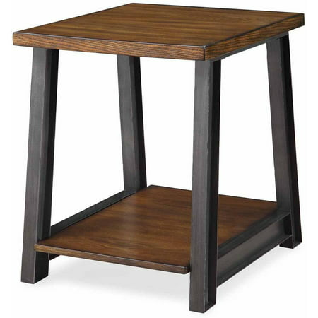 Mercer Accent Table Vintage Oak Best Accent Tables