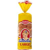 Sunbeam Large Enriched Bread 20 oz. Loaf