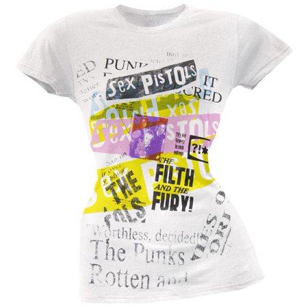 Sex Pistols - Filth Juniors T-Shirt