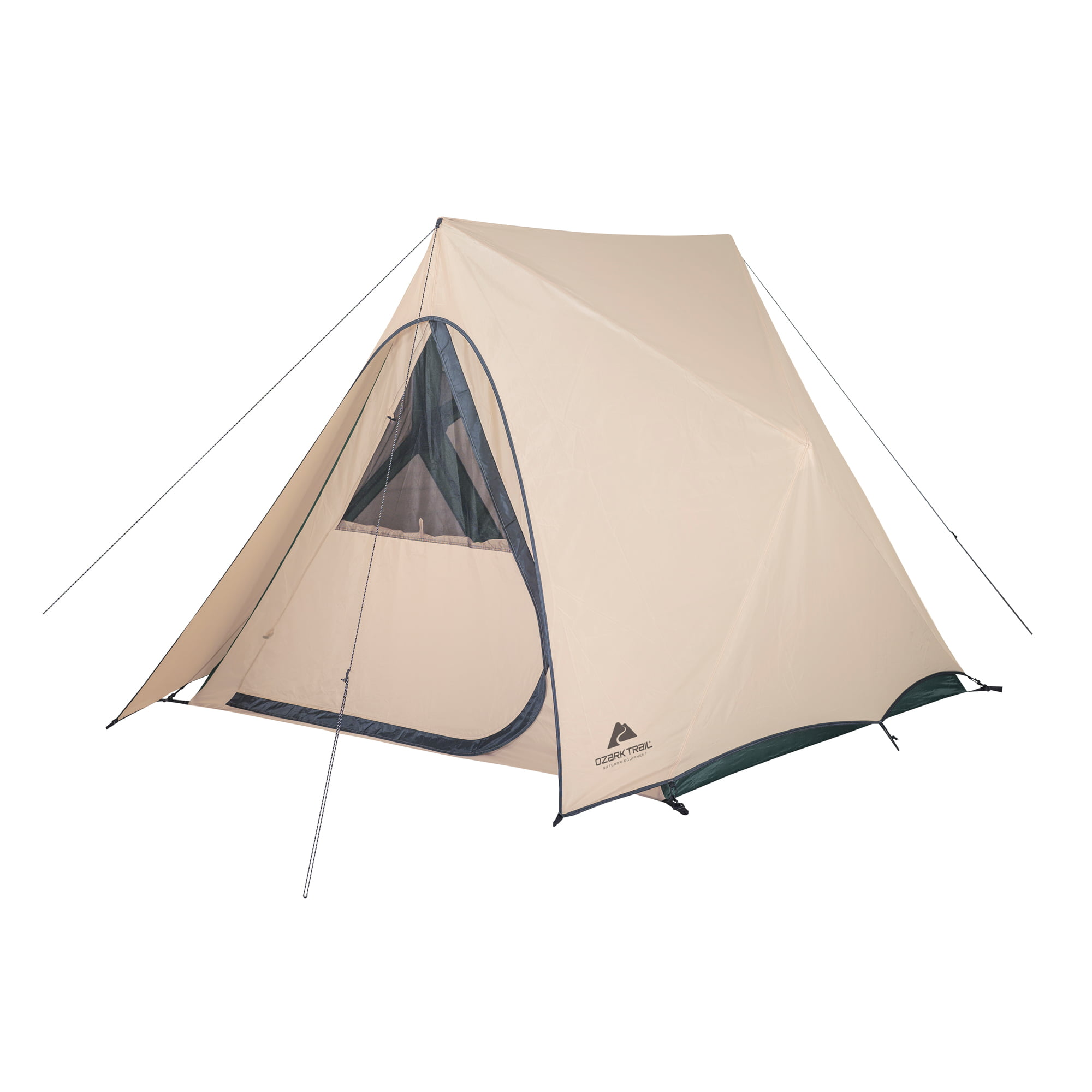Ozark Trail 3-Person Pop-Out A-Frame Camping Tent by HKD GLOBAL LIMITED