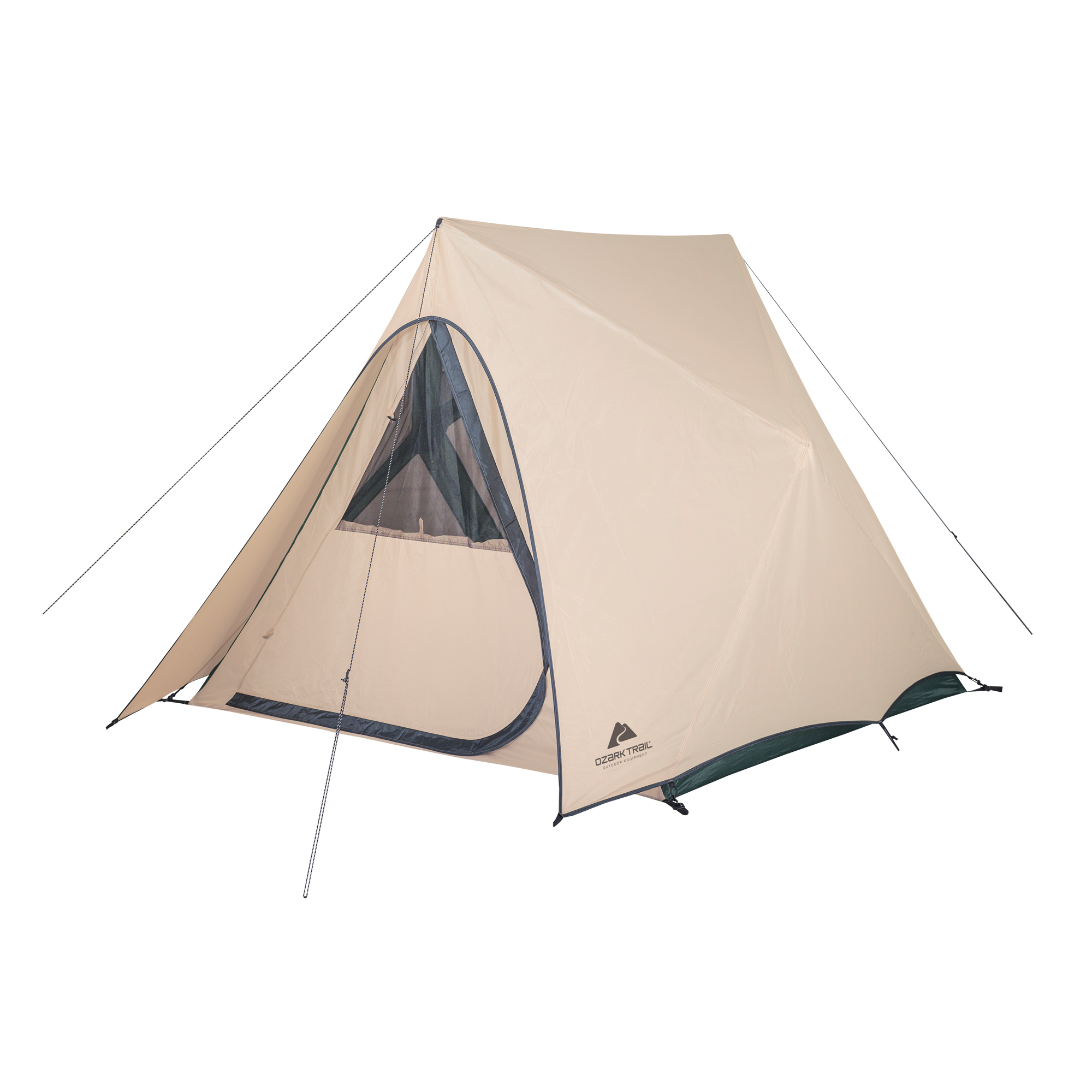 Ozark Trail 3-Person Pop-Out A-Frame Tent  sc 1 st  Walmart & Ozark Trail 3-Person Pop-Out A-Frame Tent - Walmart.com