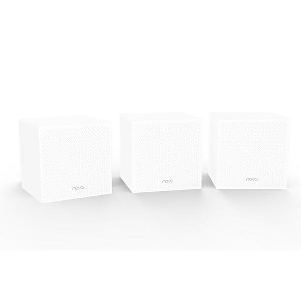 Tenda Nova MW12 AC2100 Tri-Band Whole Home Mesh WiFi System - 3 Pack
