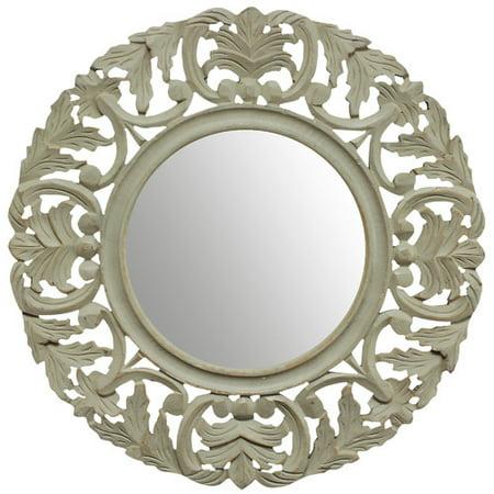 Fetco Home Decor Tagen Wall Mirror - Walmart.com