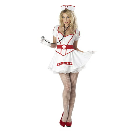 Nurse Heartbreaker Adult Womens Sexy Halloween Costume