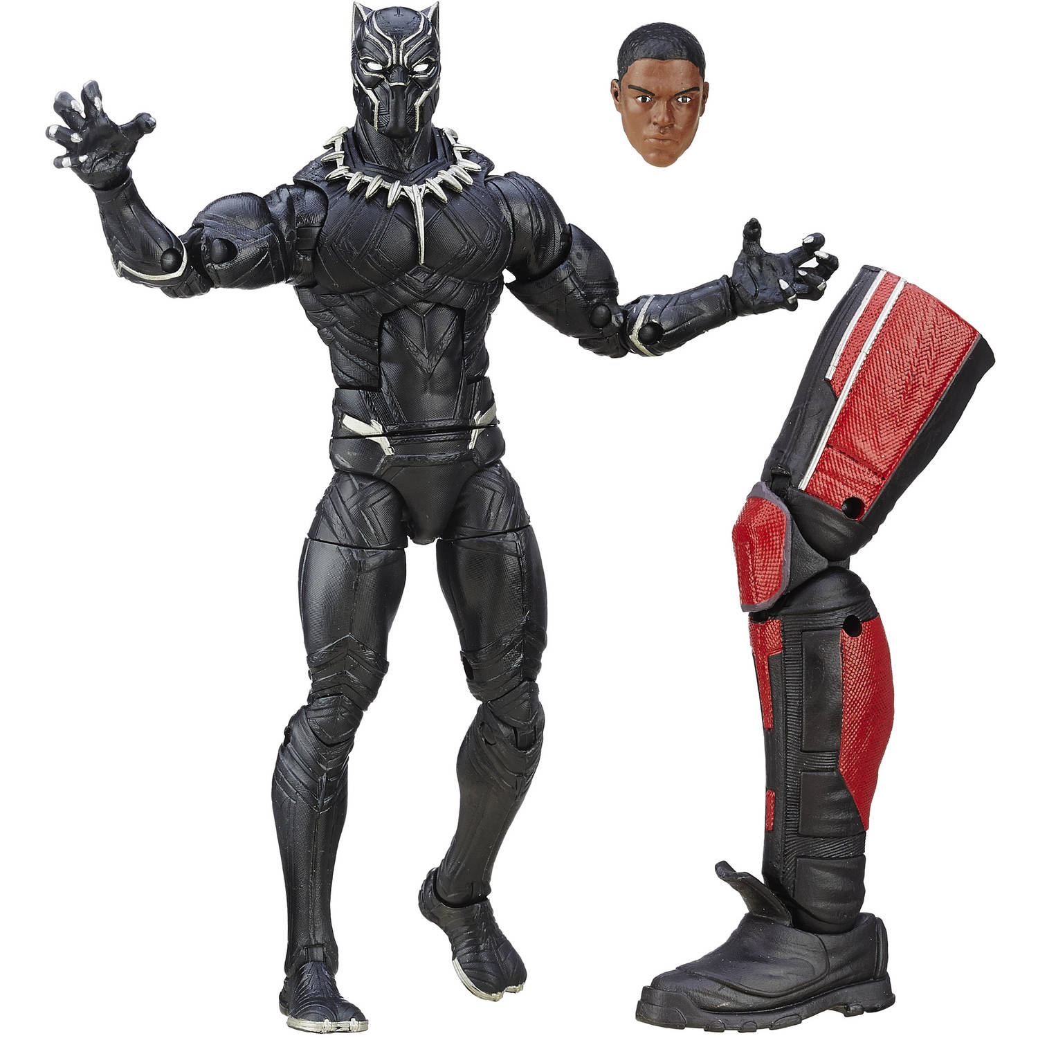 "Marvel 6"" Legends Series Black Panther Figure"