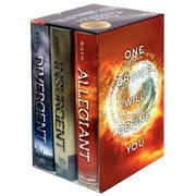 Divergent: Divergent Series Complete Box Set (Hardcover) by HarperCollins