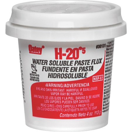 H 205 Water Soluble Flux Paste