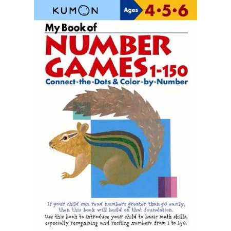 My Book of Number Games, - Game Informer Magazine