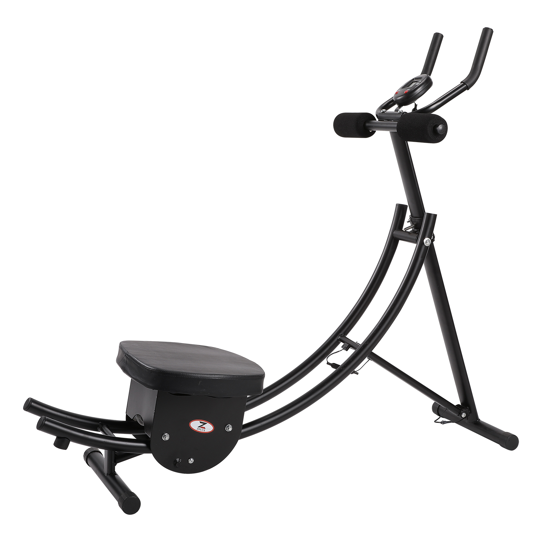 Abdominal Coaster Max Core Fitness Muscle Tone Cardio Workout Equipment