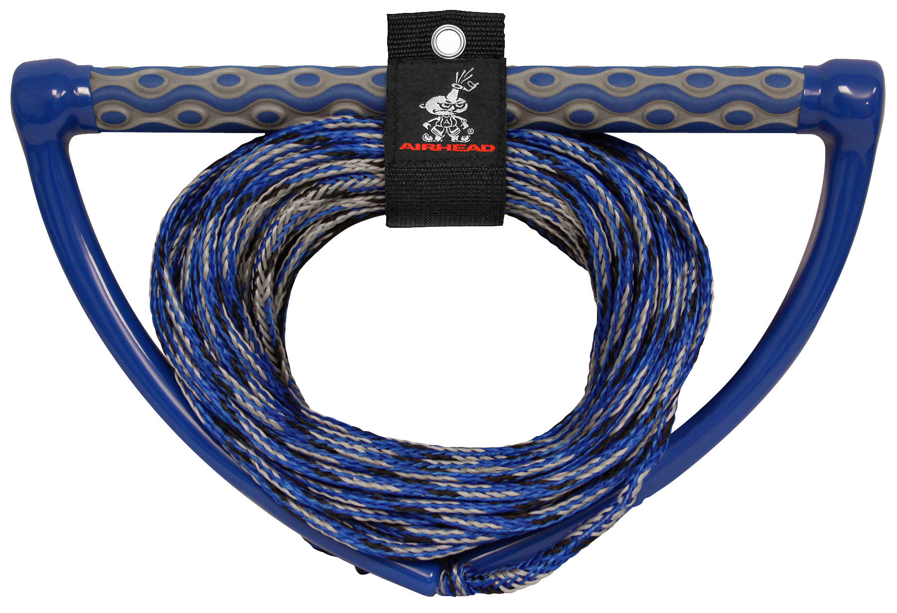 "Wakeboard Rope, 15"" EVA Handle, 3 section by AIRHEAD SPORTS GROUP"