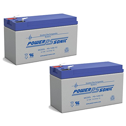 RAZOR E300, E325 REPLACEMENT BATTERY 12V 9AH - 2 Pack