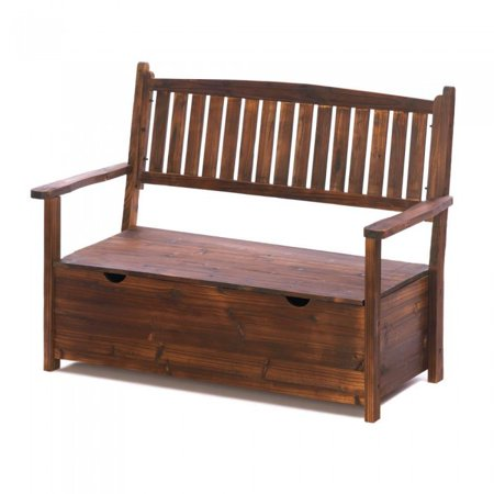 Miraculous Garden Grove Storage Bench Pdpeps Interior Chair Design Pdpepsorg