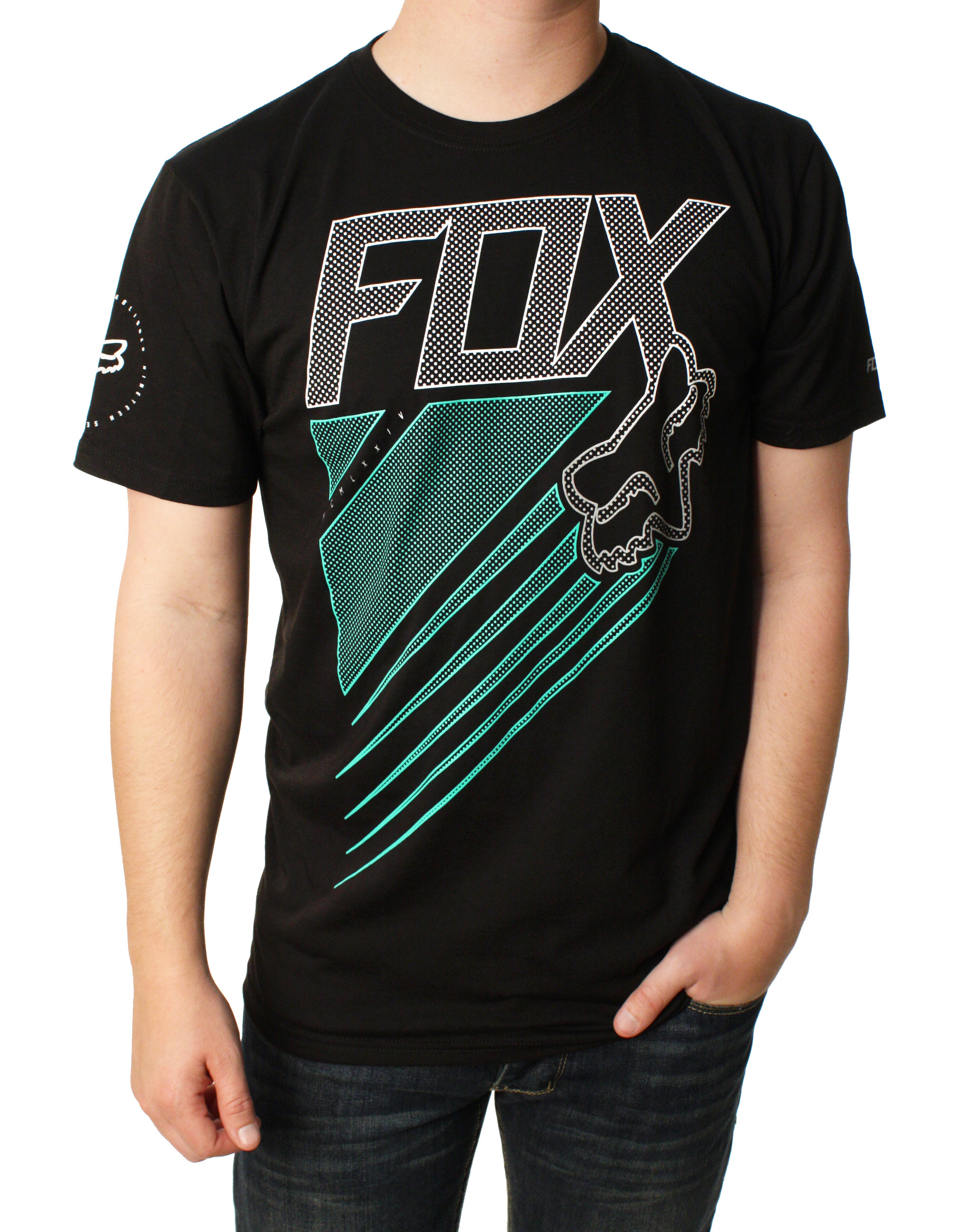 Fox Racing Genre Tee T-Shirt *Various Colors and Sizes