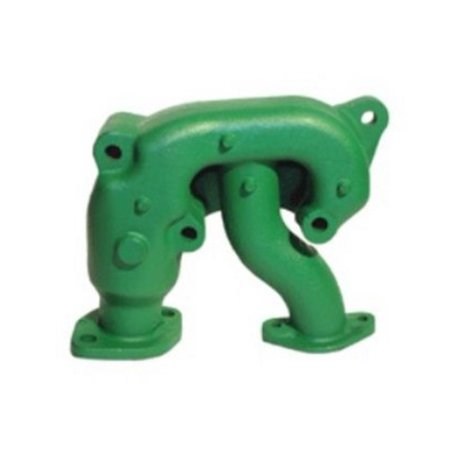 B2472r New John Deere Tractor Model B Exhaust Manifold  From Serial   96000
