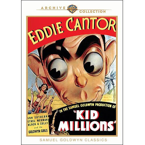Kid Millions (1934) (Full Frame)