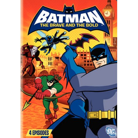 Batman, The Brave & The Bold: Volume 2 (DVD) (Batman The Brave And The Bold Scarecrow)