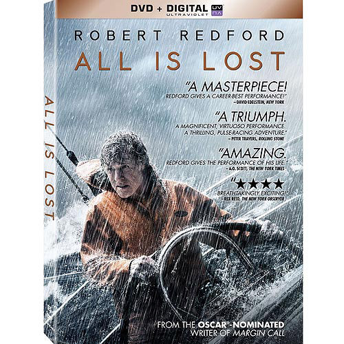 All Is Lost (DVD   Digital Copy) (With INSTAWATCH) (Widescreen)