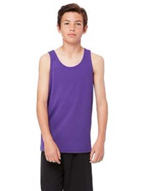 All Sport Youth Mesh Tank