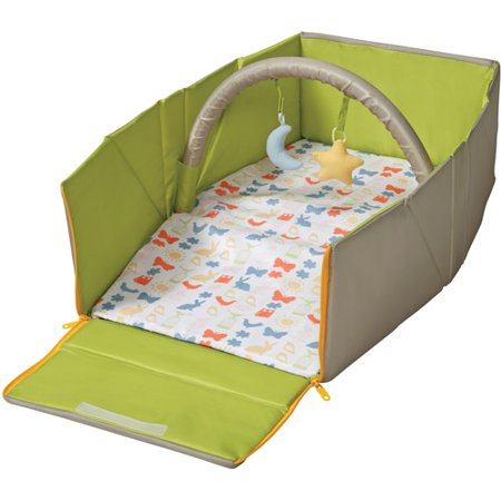 Infantino Travel Bed Review