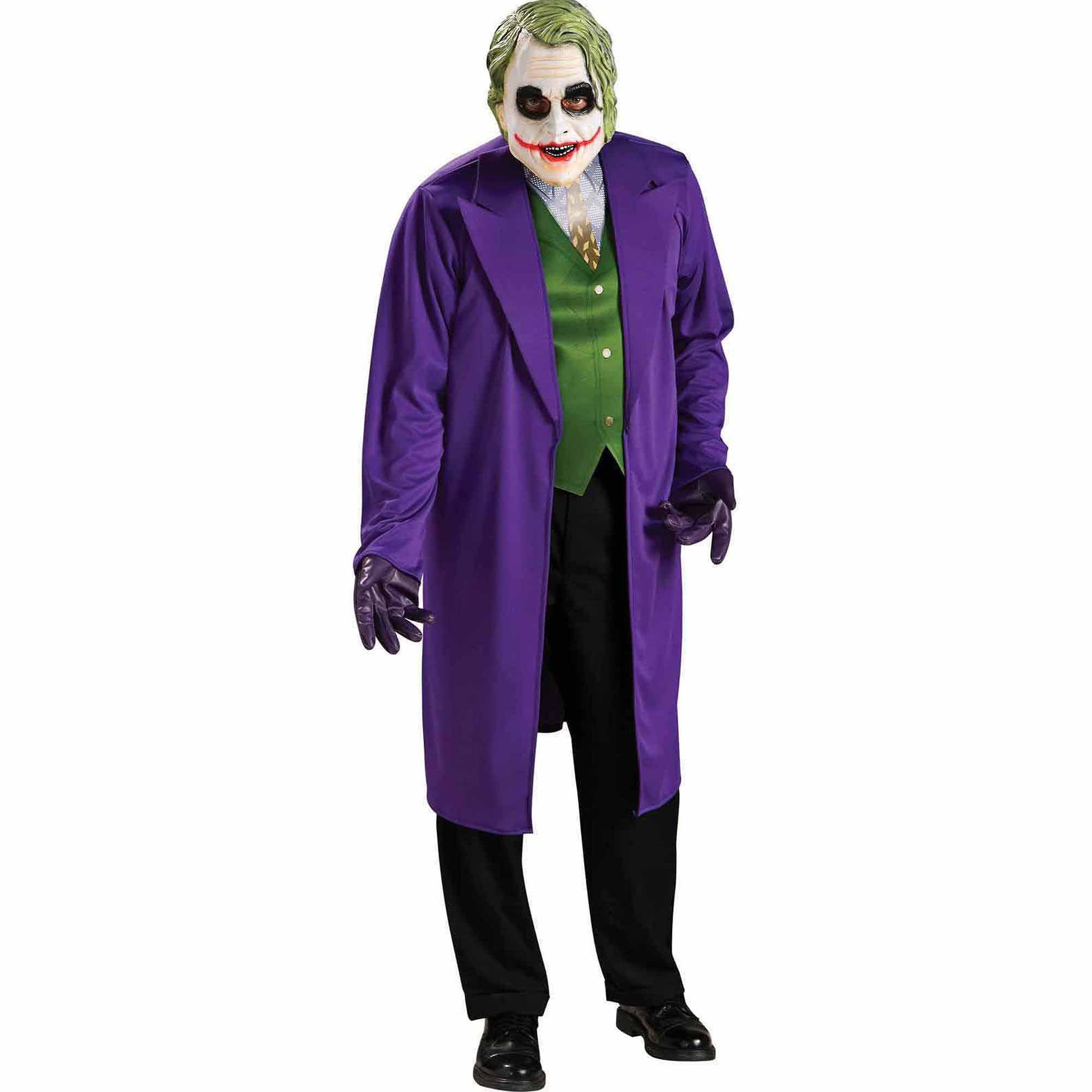 Batman Dark Knight The Joker Adult Halloween Costume