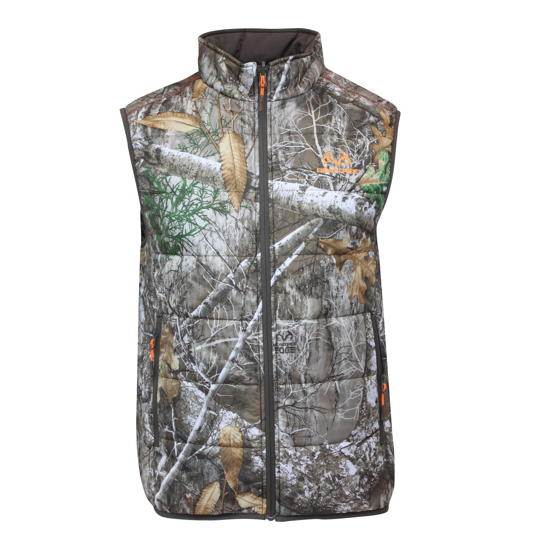 Realtree Men's Insulated Vest