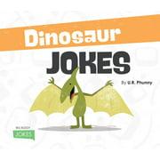 Big Buddy Jokes: Dinosaur Jokes (Hardcover)