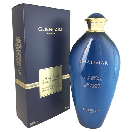 Best Shalimar for Women by Guerlain 6.7 OZ Lotion deal