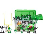 Kaskey Kids Football Guys Set, Black vs. Green