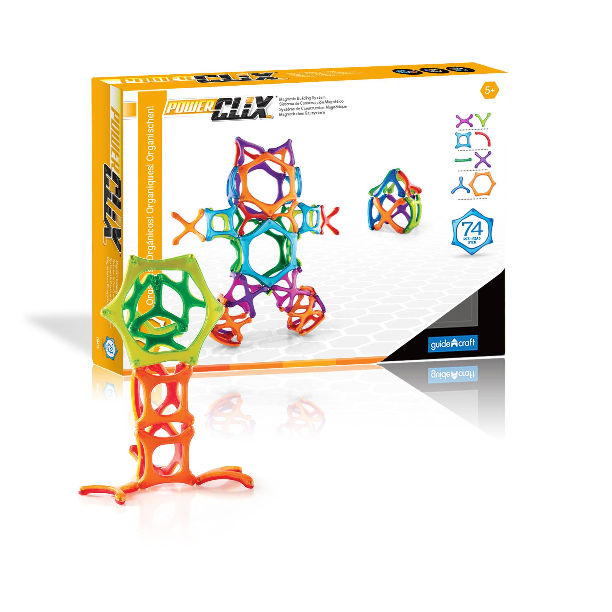PowerClix® Organics - 74 pc. set