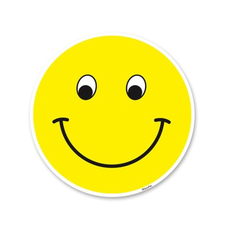 Smiley Face Edible Icing Image Cake Decoration Topper 14 Sheet
