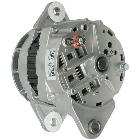 New DB Electrical ROTA0064 Alternator for 0.5 Clock 70 amp External Fan Type Internal Regulator 24V UNIVERSAL 1117944, 8034