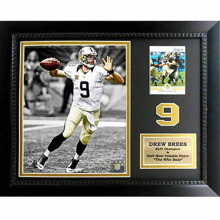 NFL Drew Brees New Orleans Saints 11
