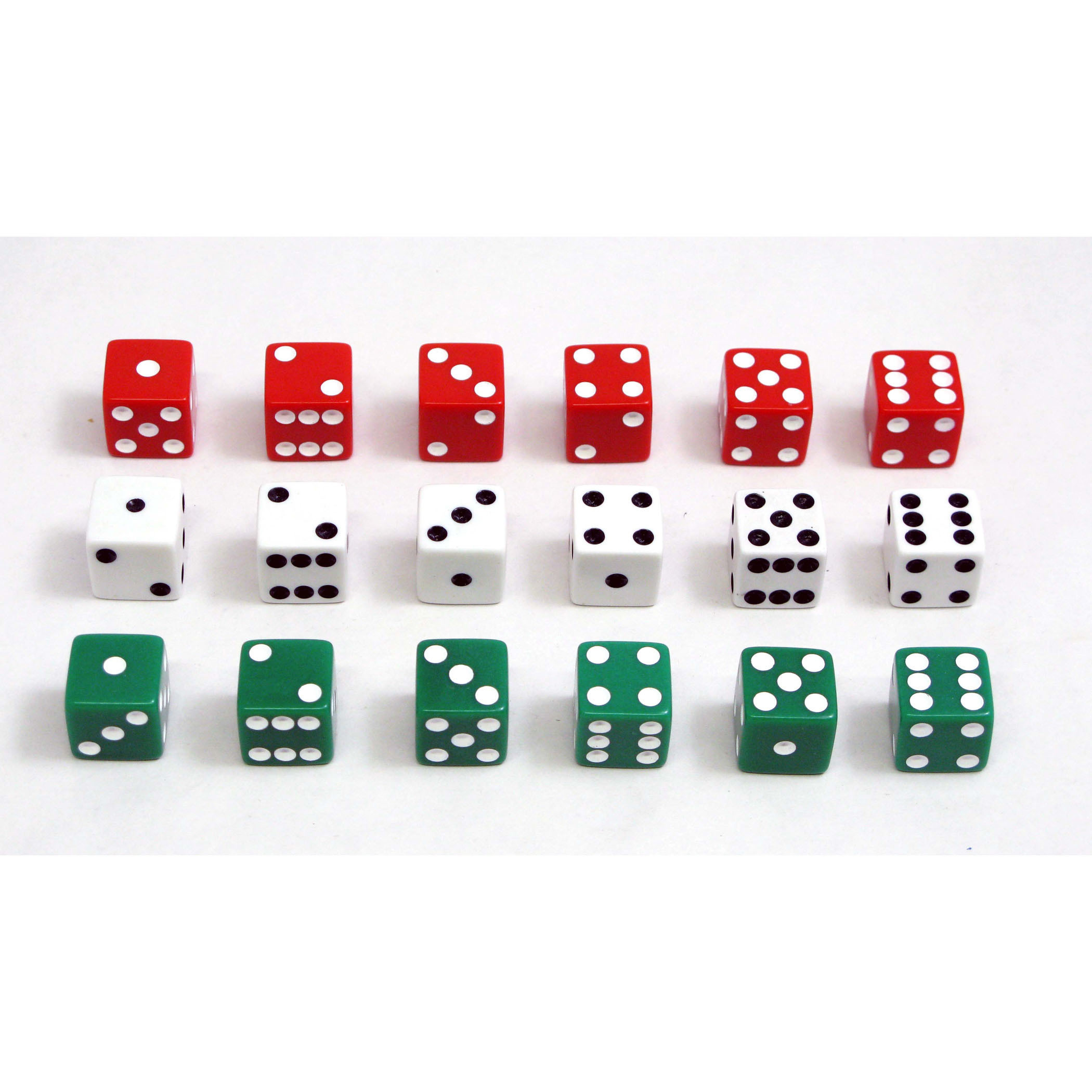 KOPLOW GAMES INC.  Dot Dice (Set of 6)