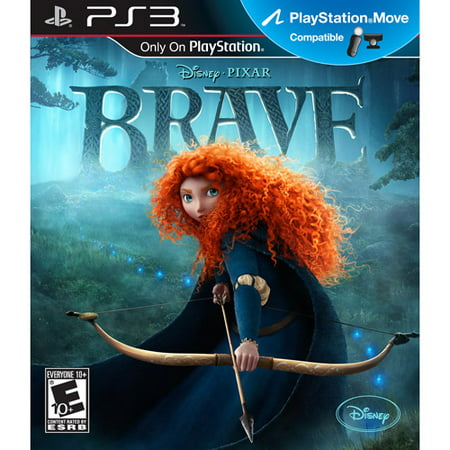 Image of Brave - Playstation 3