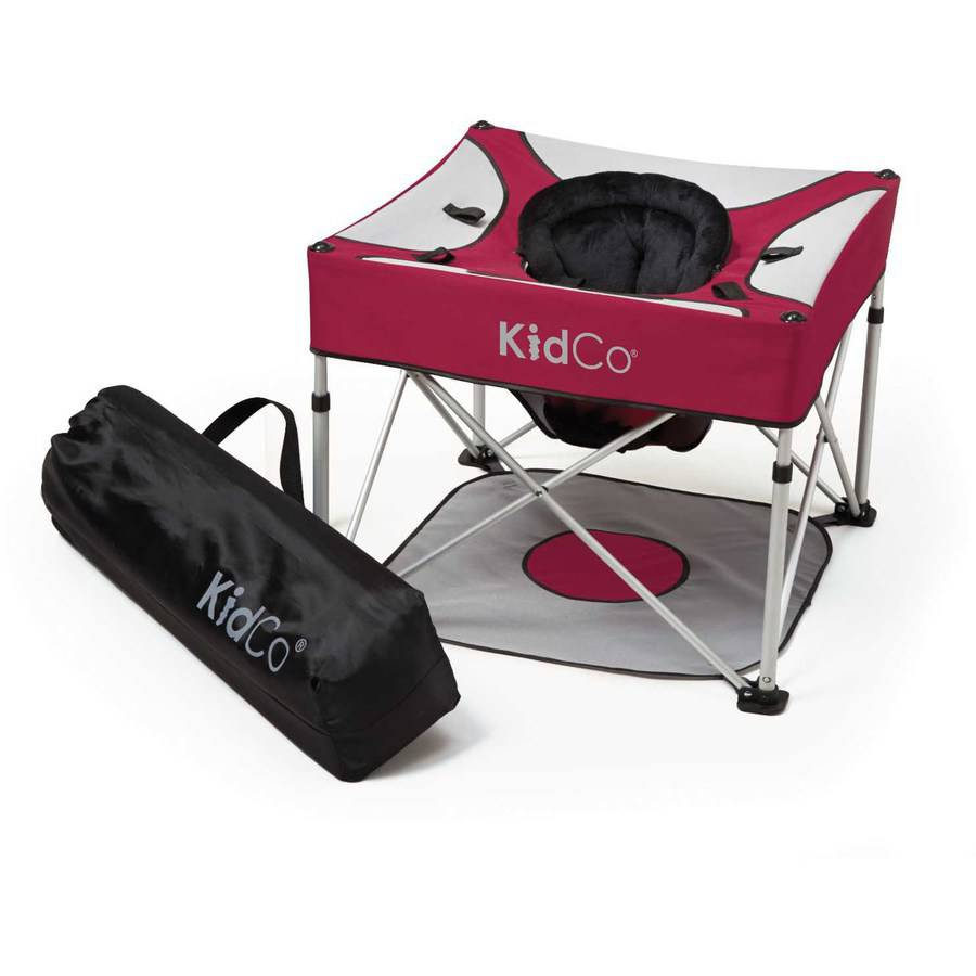 KidCo Go-Pod Plus, Cranberry