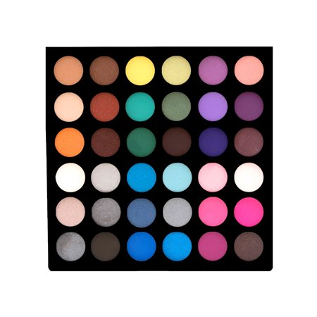 Crown  SIO36 Smoke It Out Eyeshadow Palette - Traditional Clown Makeup