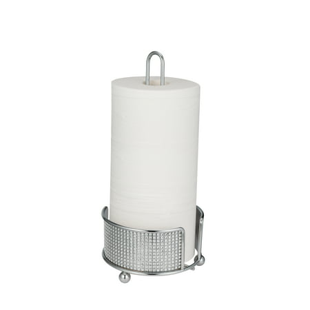 Countertop Paper Towel Holder (The Kitchen Sense Chrome Countertop Paper Towel Holder )