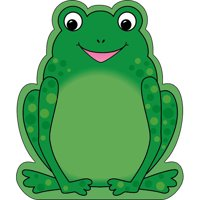 NOTEPAD LARGE FROG