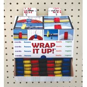 WRAP IT UP!, 100/Display