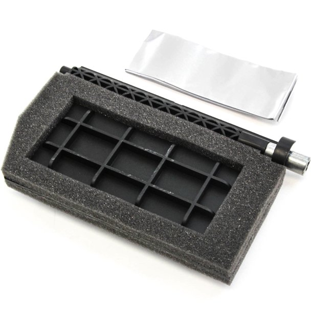 Heater Blend Door Repair Kit Repair Easy New Replacement For Compatible With Ford F 150 F150 1997 2003 F 250 F250 1997 1998 Expedition 1997 2002 Navigator 1997 2007 Walmart Com Walmart Com