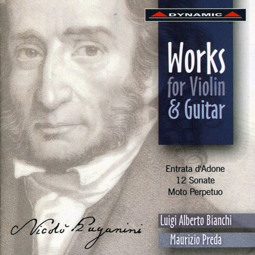 Works For Violin & Guitar