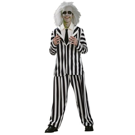 Beetlejuice Cape - Beetlejuice Teen Halloween Costume