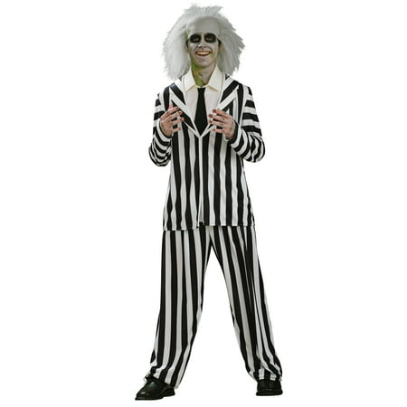Beetlejuice Teen Halloween Costume - Make Beetlejuice Costume
