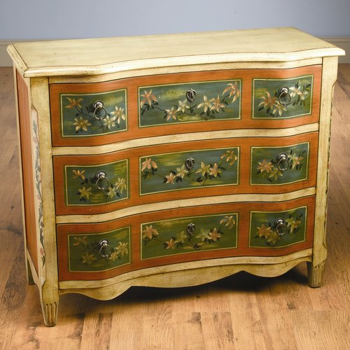 Astoria Grand Evers 3 Drawer Chest