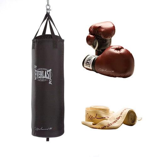 Everlast 70-pound Ali Training Kit, Blac