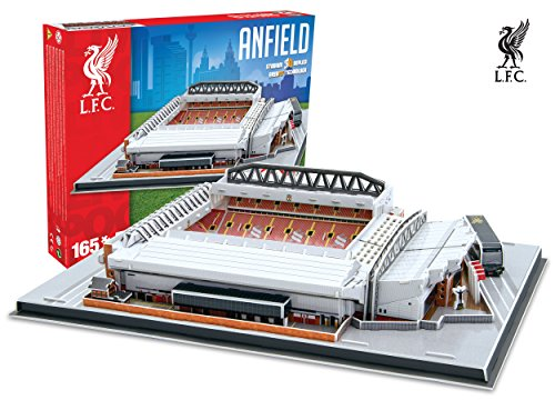 TYSNS 3D Puzzle Liverpool Anfield Stadium Model #03715 by