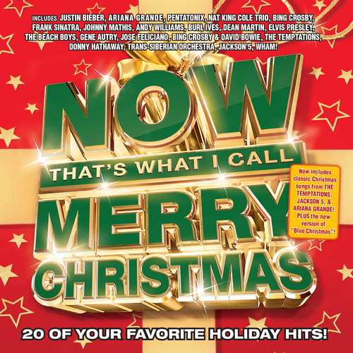 NOW That's What I Call: Merry Christmas (2017) (CD)