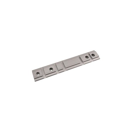 Ruger 90226 1-Piece Base For Ruger 96/22 22 Tip Off/Weaver Style Stainless
