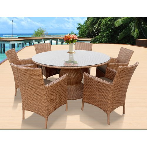 Sol 72 Outdoor Waterbury Patio Dining Set